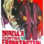 Dracula contro Frankenstein + un bicchiere d'acqua