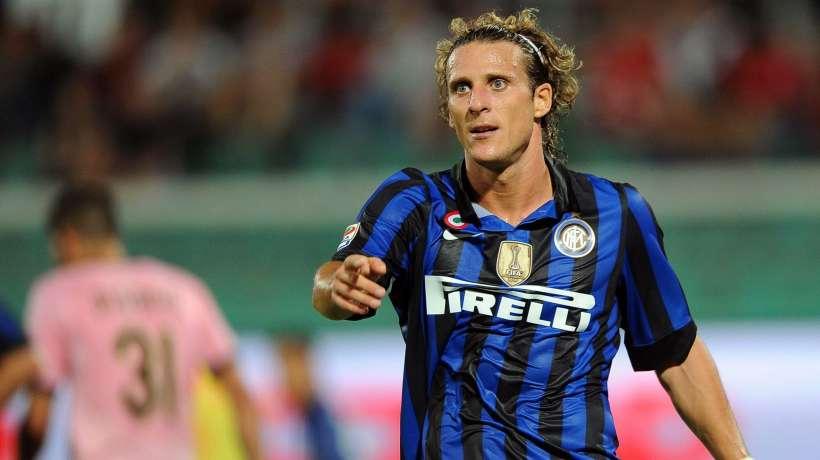 Diego Forlan. All'Inter a 32anni. Pagato 5 milioni di euro.