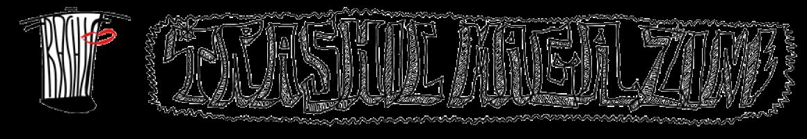 Trashic Magazine Logo