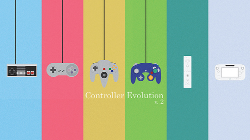 Evolution of controllers