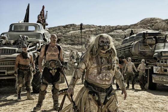 Mad Max Fury Road Nathan Jones foto dal film 1