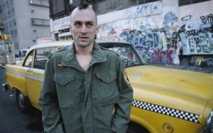 taxi driver trashic magazine
