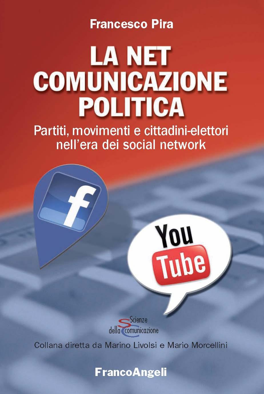 Copertina Jpg Libro Francesco Pira La net comunicazione politica