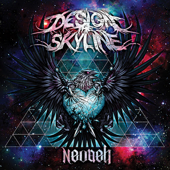 Design the Skyline - Nevaeh Album Cover Art - Size (1425x1425)