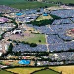 Start al Festival di Glastonbury