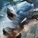 Sharknado 2 + pesce spada